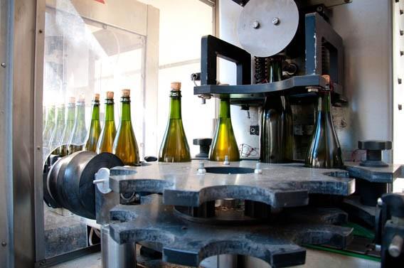 bouteilles cidre ferme les bruyères carré moyaux calvados normandie