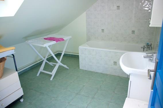 gîte salle de bains les bruyères carré moyaux calvados normandie