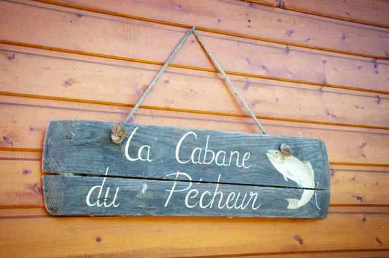 gîte la cabane du pêcheur moyaux pays d'auge basse-normandie