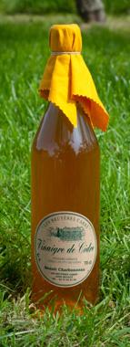 Vinaigre de Cidre bruyères carré normandie