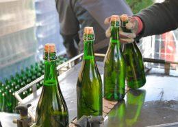 mise en bouteilles 2017 cidre bruyères carré normandie