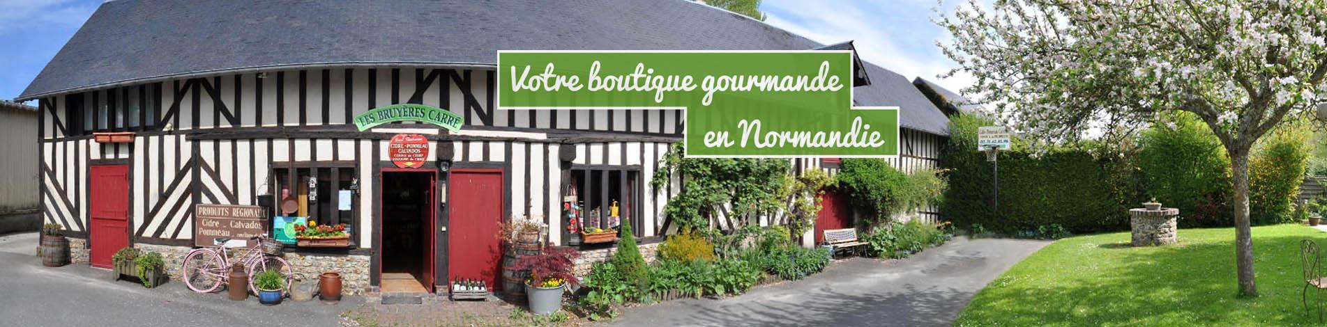 boutique normande cidre calvados